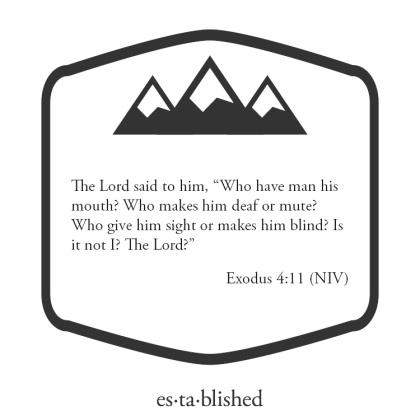 Exodus 4:11