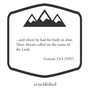 Genesis 13:4