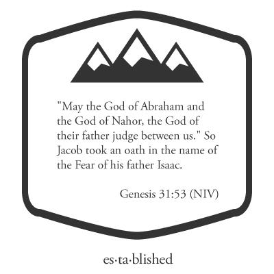 Genesis 31:53