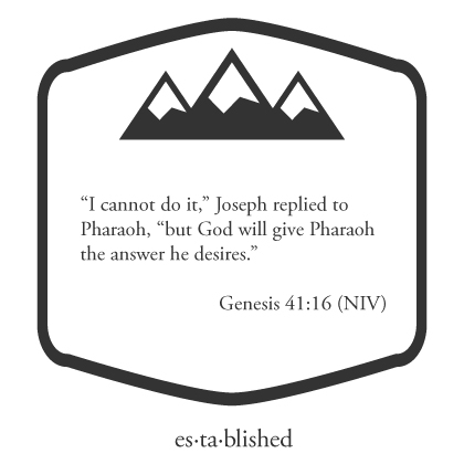 Genesis 41:16