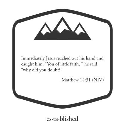 Matthew 14:31