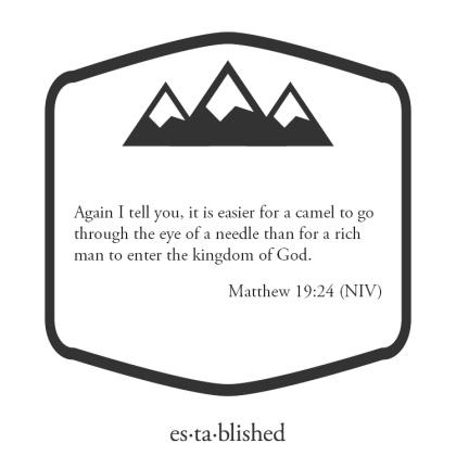 Matthew 19:24