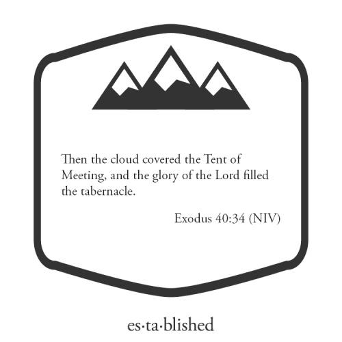 Exodus 40-34